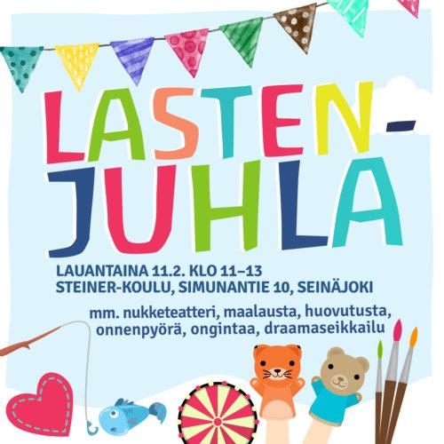 Lastenjuhla @ Etelä-Pohjanmaan Steiner-koulu | Suomi