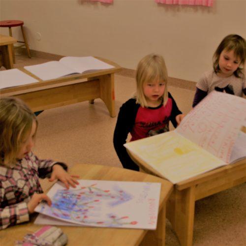 AVOIMET OVET @ Etelä-Pohjanmaan Steiner-koulu | Suomi